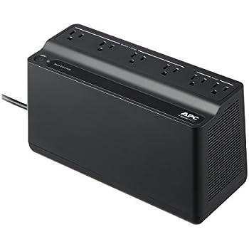 APC Back-UPS 425VA UPS Battery Backup & Surge Protector (BE425M)