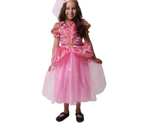 Fairytales and Magic Spells Pink Classic Princess Dress, Size -