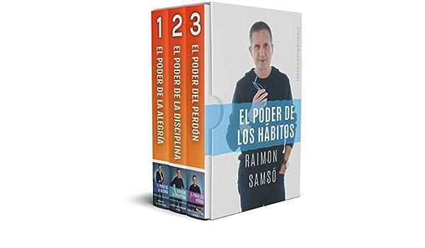 Trilogía El Poder de los Hábitos eBook: Raimon Samsó: Amazon.es ...
