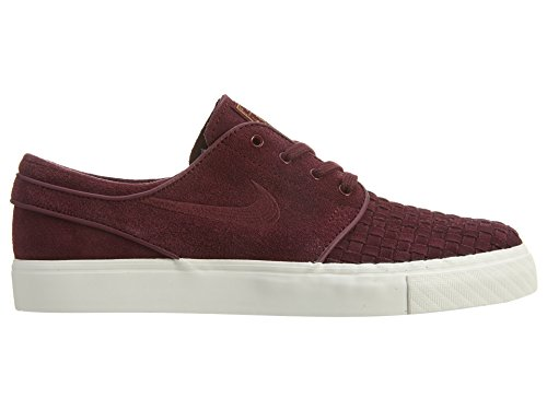Nike Men's Zoom Stefan Janoski Elite Skate Shoe Night Maroon/Night Maroon discounts cheap price clearance 2014 exclusive sale online AfI5eCHl0
