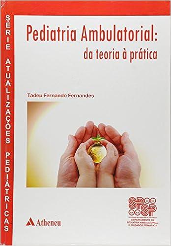 livro pediatria ambulatorial