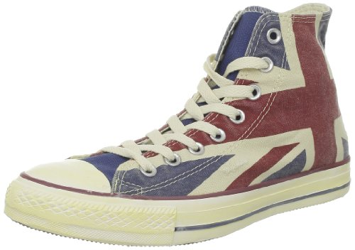 Ctas Distressed Converse Sneaker Unisex Jack 135504C adulto Uk Union Flag pxSRS4