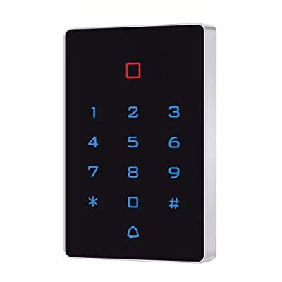 UHPPOTE Waterproof Metal ID Card 1 Door Access Control Machine Keypad Touch 26