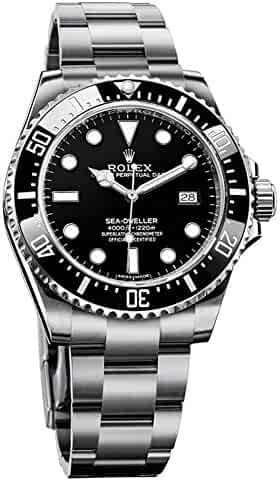Rolex Oyster Perpetual Sea Dweller 4000 Mens Watch