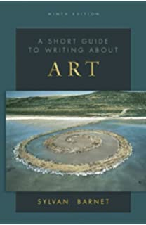 a short guide to writing about art 11th edition pdf download free