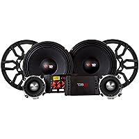 DS18 COMBOPRO6 6-Piece Pro Audio Combo Component Set, 6.5