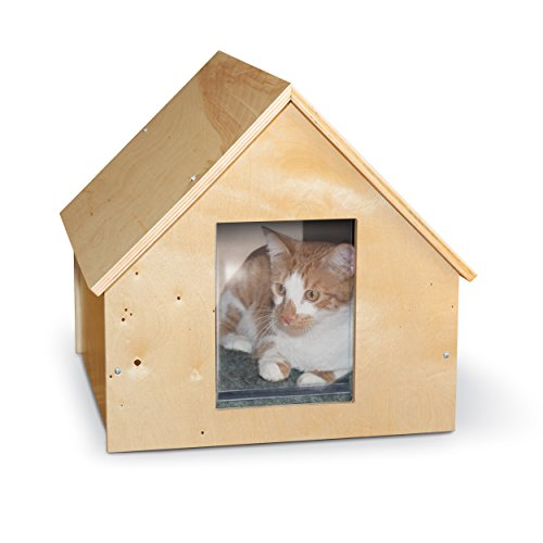 K&H Pet Products Birchwood Manor Outdoor Kitty Home...