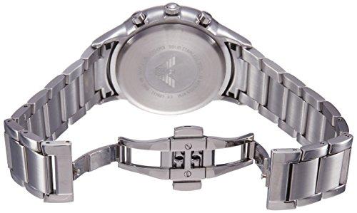 Emporio Armani Men's AR2448 Dress Silver Watch by Emporio Armani (Image #3)