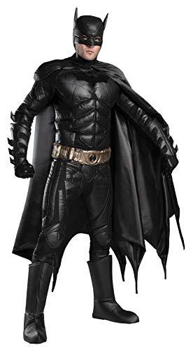 Charades Men's Dc Comics Dark Knight Batman Costume