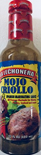 La Lechonera Mojo Criollo Spanish Marination Sauce 23oz, 2 ()