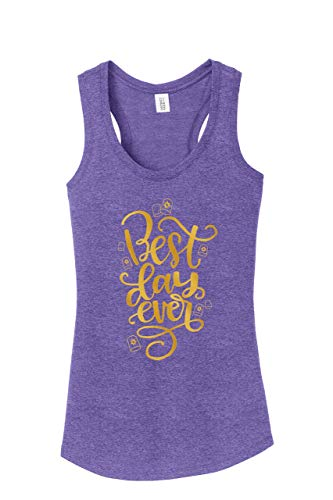 Best Day Ever, Tangled, princess tank top, ladies shirt Unisex Misses and Plus size tee or Tank Top]()