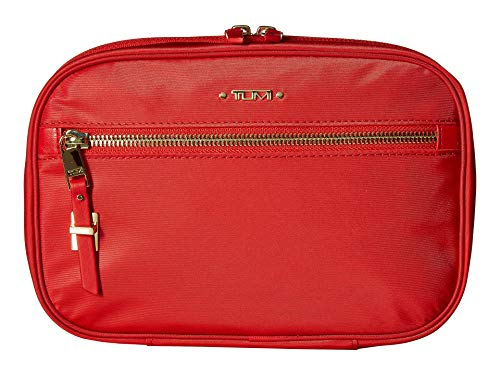 TUMI - Voyageur Yima Cosmetic Bag - Luggage Accessories Travel Kit for Women - Sunset (Best Makeup For Women Over 55)