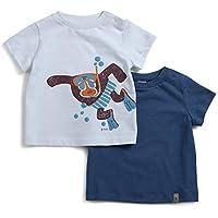 Kit Duas Camisetas - Bebê