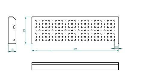 sourcingmap/® 10Stk Low brechen Kapazit/ät 6x25mm Kartusche Keramik Sicherungen AC 250V 10A de