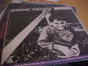 Sonic Youth Touch Me I'm Sick / Mudhoney Halloween Subpop -