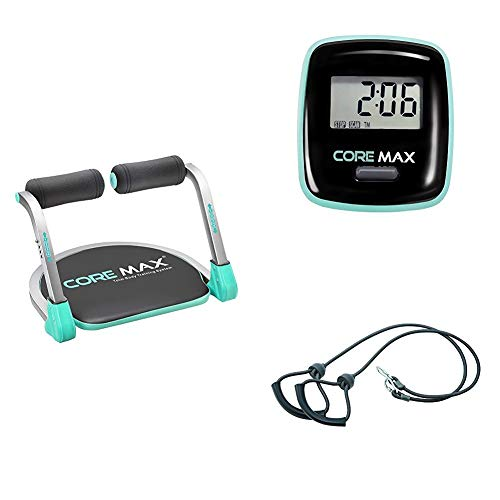 Core Max Ab Machine, Fitness Monitor & Resistance Bands Set by Star Uno (Image #1)