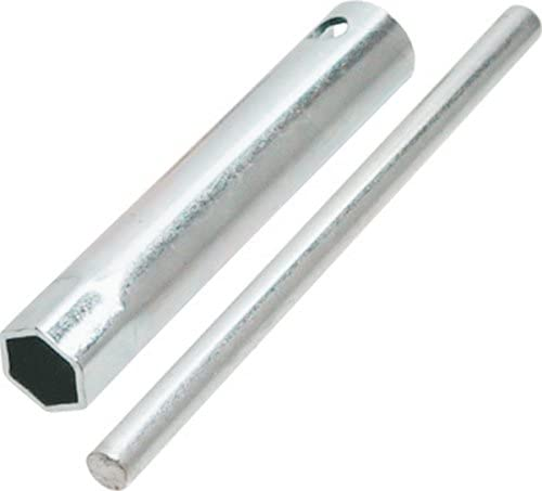 RMS Chiave candela a tubo con spina 18x100 Pipe spark plug wrench 18x100