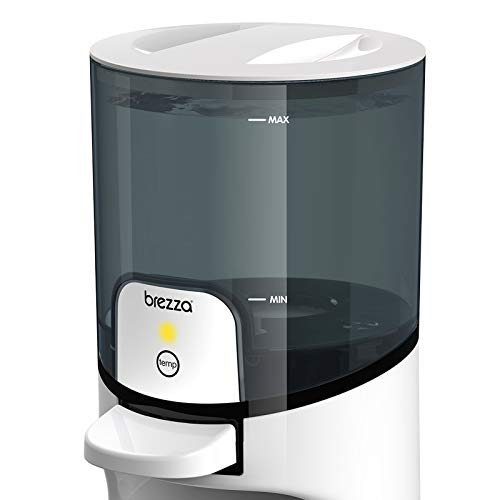 41wFZFIQIML - Baby Brezza Instant Warmer - Instantly Dispenses Warm Water At Perfect Baby Bottle Temperature - Replaces Traditional Baby Bottle Warmers