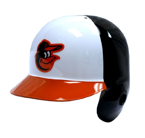 Baltimore Orioles Left Flap Official Batting Helmet by Rawlings