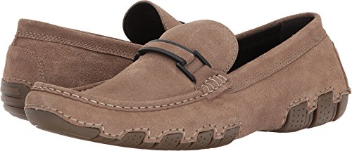 Kenneth Cole REACTION Men's Design 20474 Driving Style Loafer, Taupe, 10 M (Kenneth Cole Reaction Drivers)