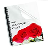 Crystal Clear Binding Covers Presentation Covers