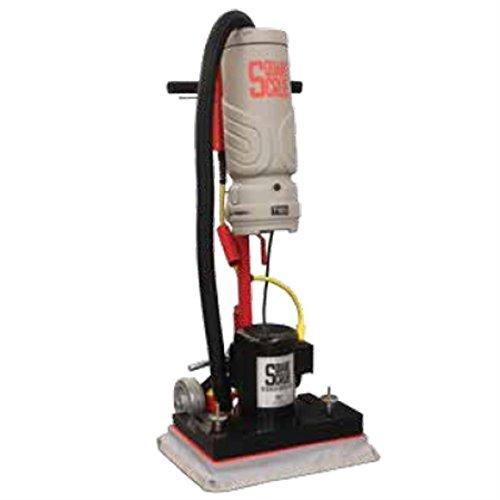 Square Scrub EBG-20CV Surface Preparation w/HEPA Dry Vac Kit -(1 -