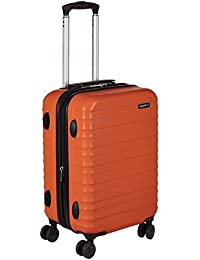 Hardside Spinner Luggage - 20-Inch, Orange