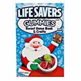 Lifesavers Gummies Sweet Game Book, 7oz Candy Book