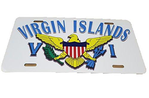 BUNFIREs St.Thomas U.S Virgin Islands Flag 6