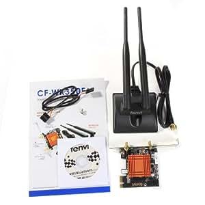 Amazon.com: Fenvi cf-wk350e ar5b22 Wireless N 300 Bluetooth ...