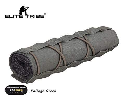 Military Tactical 22cm Suppressor Cover Silencer Cover FG by Paintball Equipment