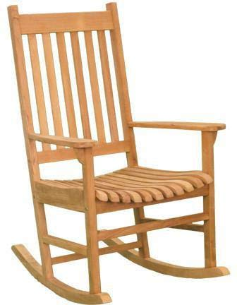 Amazing Jewels Of Java Outdoor Teak Rocking Chair Gmtry Best Dining Table And Chair Ideas Images Gmtryco