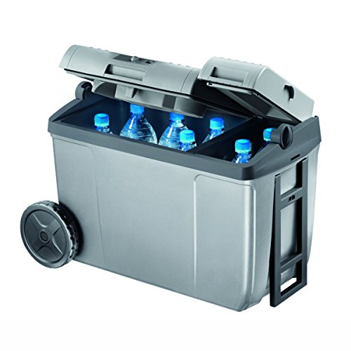 WAECO - CoolFun SC 38 - Kühlbox 37 Liter - Thermoelektrische - Vertrieb Holly Produkte STABIELO holly-sunshade ® - Gegen Aufpreis - ANSCHLUSSKABEL 12/24 VOLT WAECO - Siehe ASIN : B01B7VH9FO