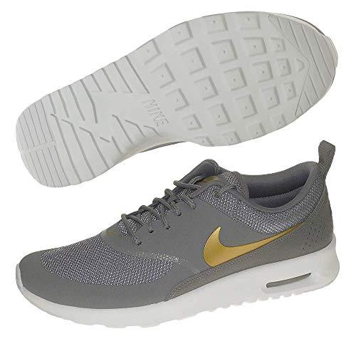 Grau Donna Grigio Nike Sneaker Sneaker Nike Fqgvfg