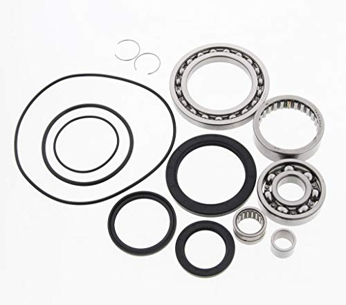 Yamaha Kodiak 400 YFM400 Rear Differential Bearing and Seal Kit 1993-2004