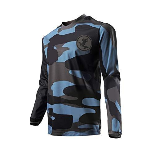 Uglyfrog Long Sleeve DH/AM/XC/FR/MTB/BMX/Moto/Enduro/Offroad Moto Wear Cycling Jersey ()