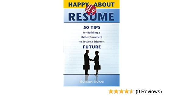 Amazon Happy About My Resume 50 Tips For Building A Better