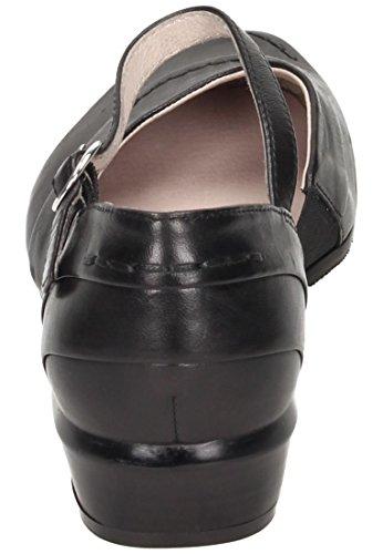 Piazza Womens-slipper Schwarz 840767-1 Schwarz