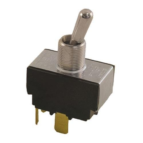 Market Forge 10-6511 Toggle Switch On/Off 4-Tab Dpst Alto Shaam Oven 42143