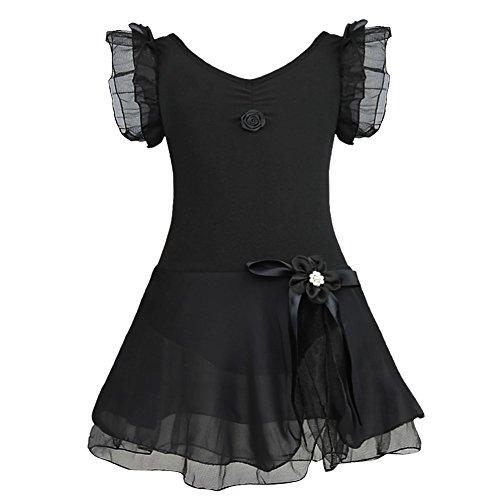 TiaoB (Black Ballerina Halloween Costume)
