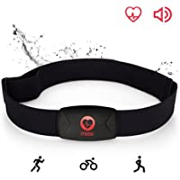 Moov HR Burn Heart Rate Monitor & Audio Coach, Run Cycle HIIT Workout Tracker for Android and iOS