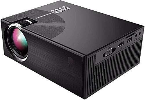 XMIMI Mini proyector led HD portátil proyector de Cine en casa ...