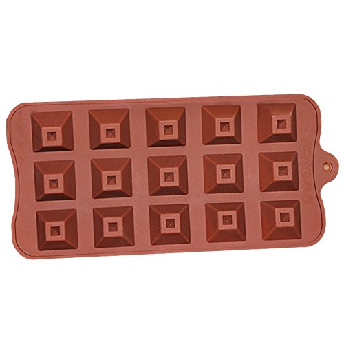 Square Tower Chocolate Candy Mold