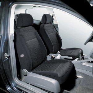 Rifinizioni Alta Gamma DBS 1011903 Coprisedili Auto // Vettura Su Misura Montaggio Rapido Isofix Compatibile Airbag