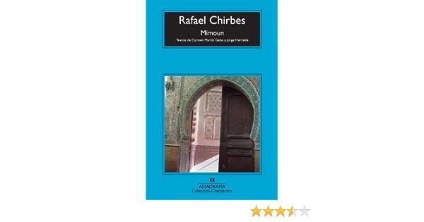 Mimoun (Compactos nº 624) eBook: Chirbes, Rafael, Martín Gaite ...