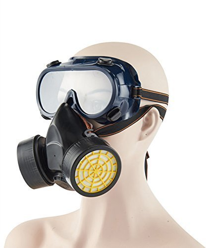 Spray Respirator Gas Safety Anti-Dust Chemical Paint Spray Mask - 4