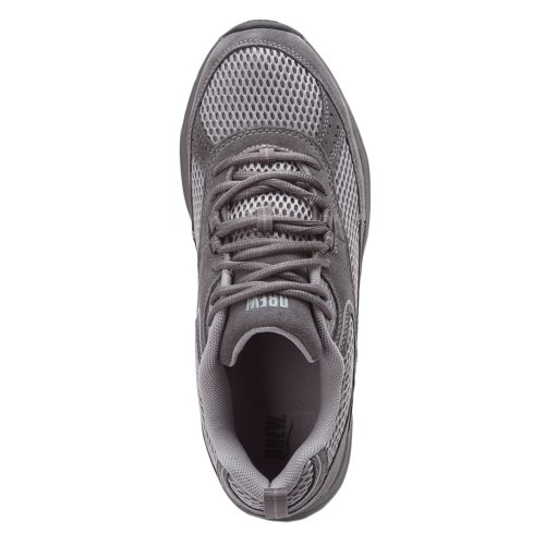 Drew Shoe Mens Aaron Oxford Grey Combo dRiEkqYPX8