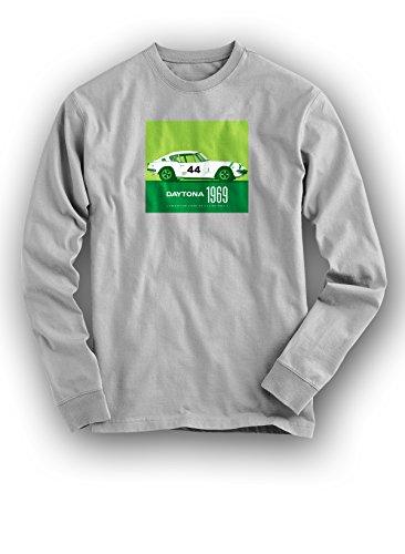 Triumph GT6 Long-Sleeve T-Shirt (Gt6 Racing Triumph)