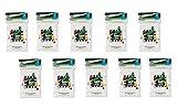 10 Packs Arcane Tinmen Board Game Sleeves 100 ct Tarot Size Card Sleeves Display Case