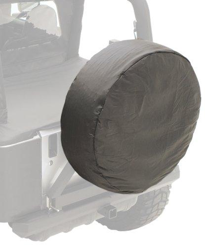 Smittybilt 772915 Denim Black Medium Spare Tire Cover (Spare Tire Cover Denim compare prices)